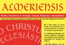 Photo of Nuevo número de la revista «Almeriensis»